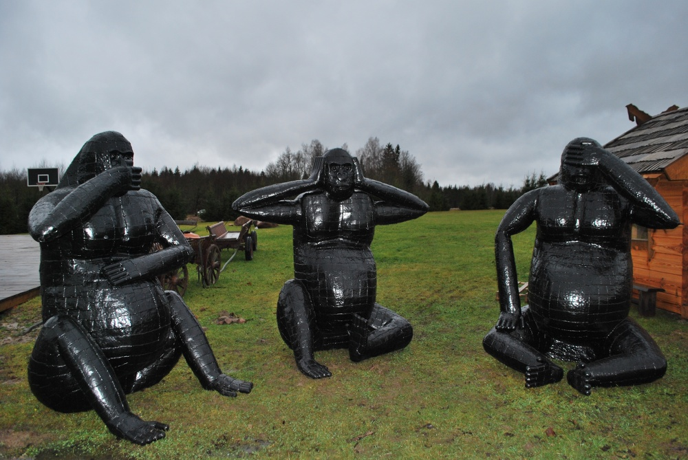 Metalines skulpturos