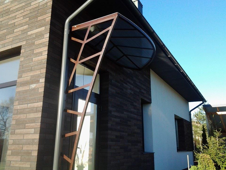Metaliniai stogeliai